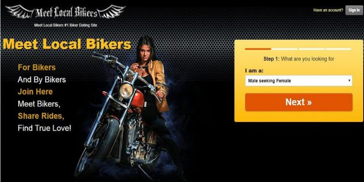MeetLocalBikers review